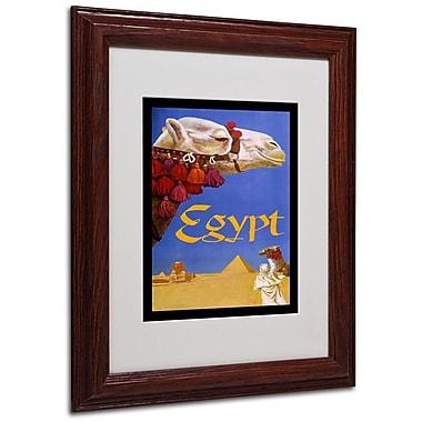 Trademark Fine Art 'Egypt Camel' 11