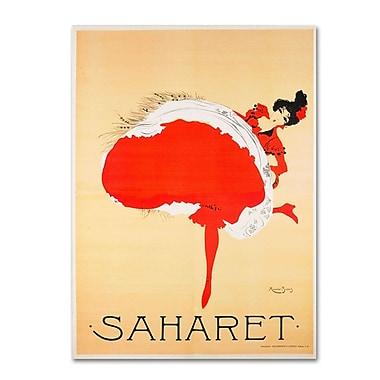 Trademark Fine Art 'Saharet' 35