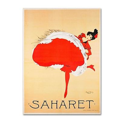 Trademark Fine Art 'Saharet' 22