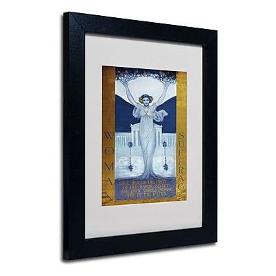 Trademark Fine Art 'Woman Suffrage' 11