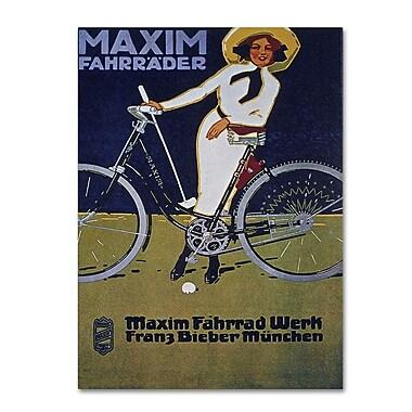 Trademark Fine Art 'Bike 43' 22