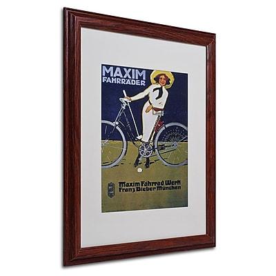 Trademark Fine Art 'Bike 43' 16