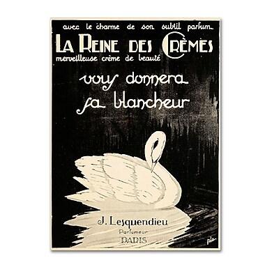 Trademark Fine Art 'Lesquendieu Cremes' 18