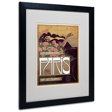 Trademark Fine Art 'Paris Cigarettes 1901' 16