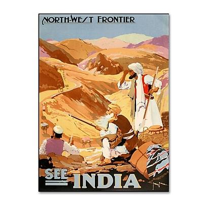 Trademark Fine Art 'See India' 14