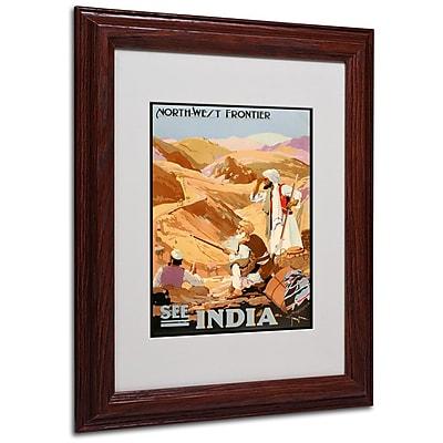 Trademark Fine Art 'See India' 11