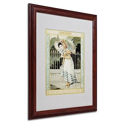 Trademark Fine Art 'Summer Rain' 16
