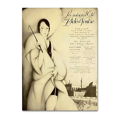Trademark Fine Art 'Venise Hotel' 35