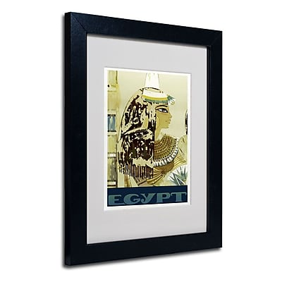 Trademark Fine Art 'Visit Egypt Cleopatra' 11