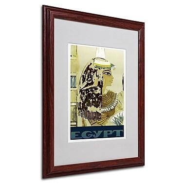 Trademark Fine Art 'Visit Egypt Cleopatra' 16