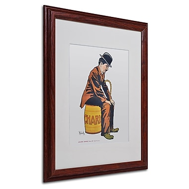 Trademark Fine Art 'Chaplin' 16