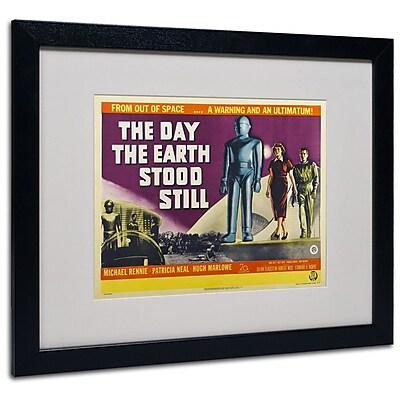 Trademark Fine Art 'Day Earth Stood Still' 16