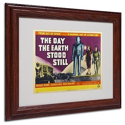 Trademark Fine Art 'Day Earth Stood Still' 11