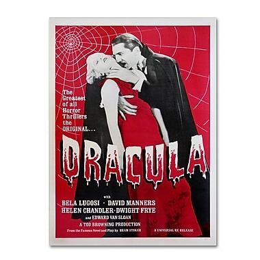 Trademark Fine Art 'Dracula' 30
