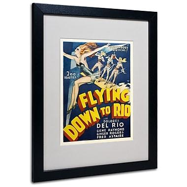 Trademark Fine Art 'Flying Down to Rio' 16