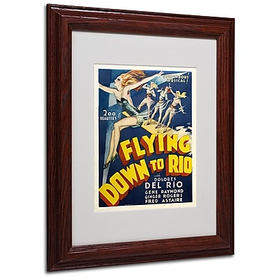 Trademark Fine Art 'Flying Down to Rio' 11