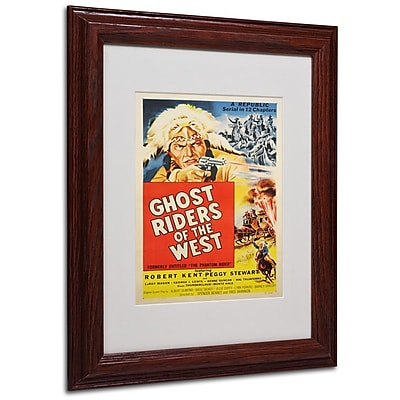 Trademark Fine Art 'Ghost Riders of the West' 11