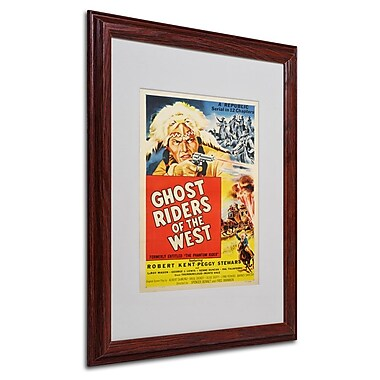 Trademark Fine Art 'Ghost Riders of the West' 16