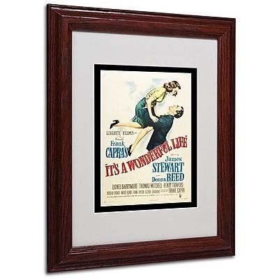Trademark Fine Art 'It's a Wonderful Life' 11