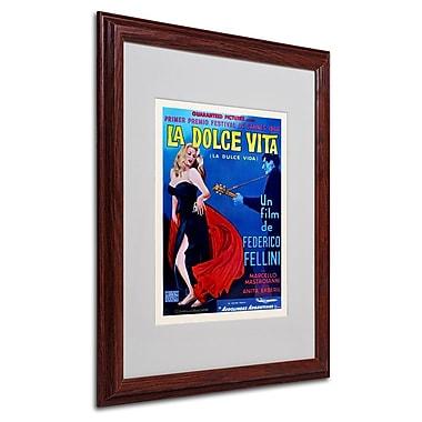 Trademark Fine Art 'La Dolce Vita' 16