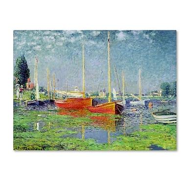Trademark Fine Art 'Argenteuil' 14