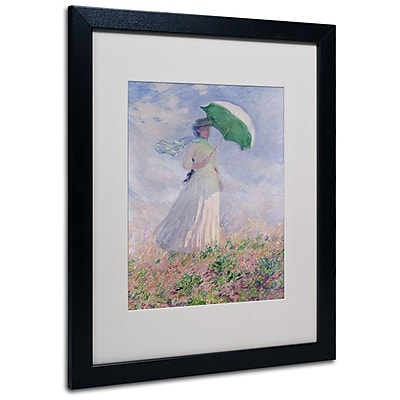 Trademark Fine Art 'Woman With a Parasol' 16