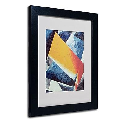 Trademark Fine Art 'Architectonic Composition' 11