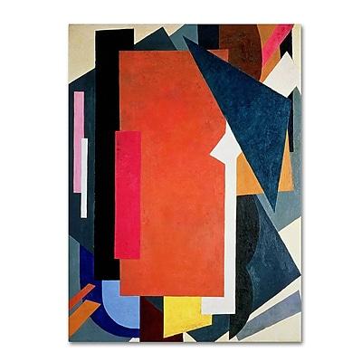 Trademark Fine Art 'Abstract III' 24