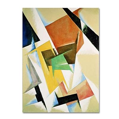 Trademark Fine Art 'Composition' 35