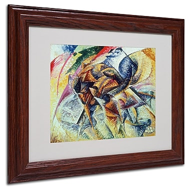 Trademark Fine Art 'Dynamism of a Cyclist' 11