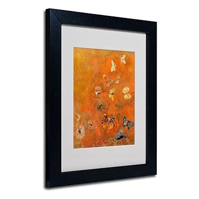Trademark Fine Art 'Evocation of Butterflies' 11
