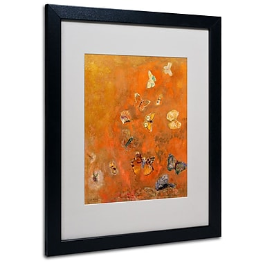 Trademark Fine Art 'Evocation of Butterflies' 16