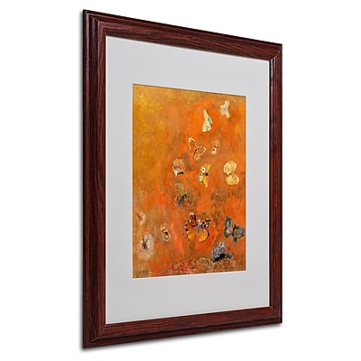 Trademark Fine Art 'Evocation of Butterflies' 16
