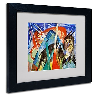 Trademark Fine Art 'Fairy Animals' 11