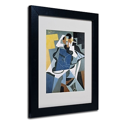 Trademark Fine Art 'Figure of a Woman' 11
