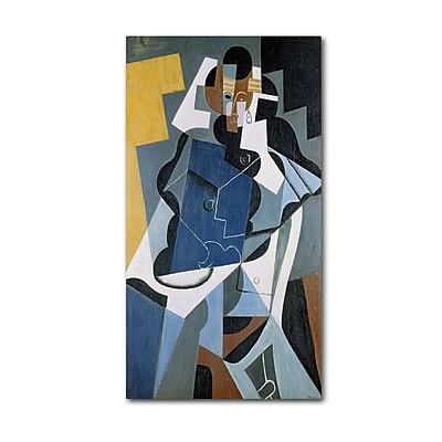 Trademark Fine Art 'Figure of a Woman' 30