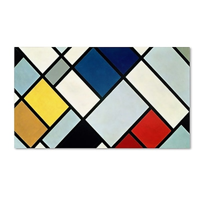 Trademark Fine Art 'Abstract IV' 10