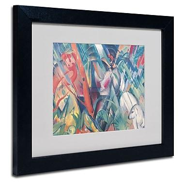 Trademark Fine Art 'In the Rain' 11
