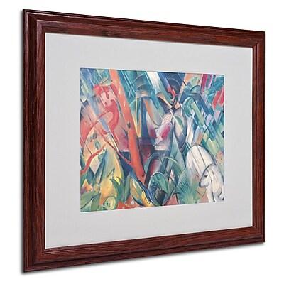 Trademark Fine Art 'In the Rain' 16