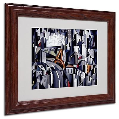 Trademark Fine Art 'La Rive Gauche' 11