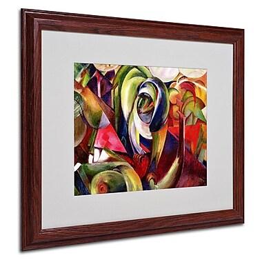 Trademark Fine Art 'Mandrill' 16