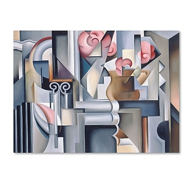 Trademark Fine Art 'Still Life With Brown Jug' 18