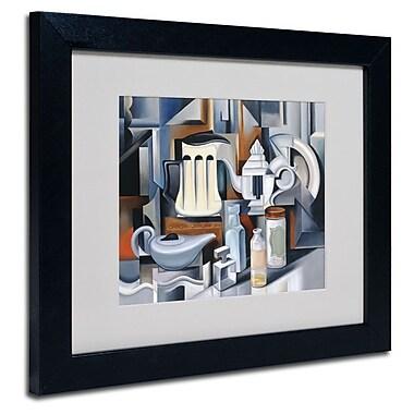 Trademark Fine Art 'Still Life With Teapots' 11