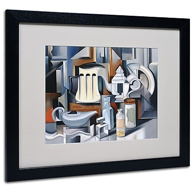 Trademark Fine Art 'Still Life With Teapots' 16