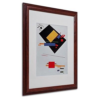 Trademark Fine Art 'Suprematist Composition' 16