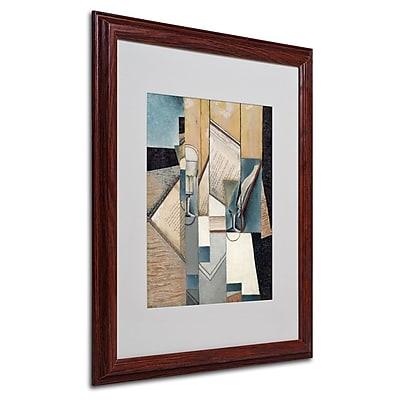 Trademark Fine Art 'The Book' 16