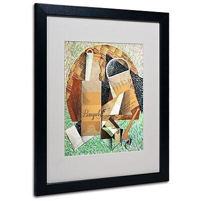 Trademark Fine Art 'The Bottle of Banyuls' 16