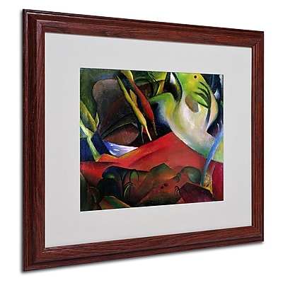 Trademark Fine Art 'The Storm' 16