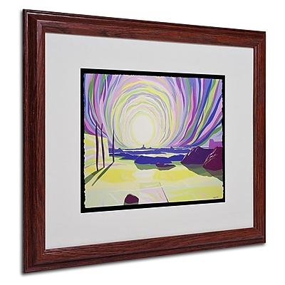 Trademark Fine Art 'Whirling Sunrise, La Rocque' 16