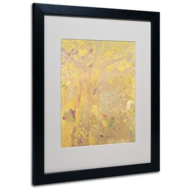 Trademark Fine Art 'Yellow Tree' 16